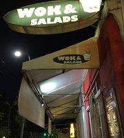 Wok & Salads Japonés Restaurante