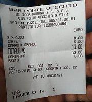 Bar Pontevecchio