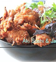 Aki Sushi & Japanese Cafe