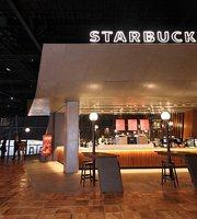 Starbucks Coffee Chubu Kokusai Kuko Centrair Flight Of Dreams