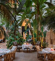 La Table Du Riad at 72 Riad Living