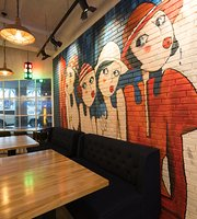 Tazza Cafe and Patisserie,BTC