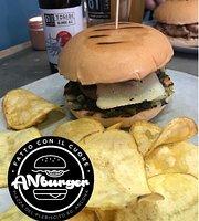 ANburger - Fatto con il cuore