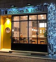 Noodles & Sushi