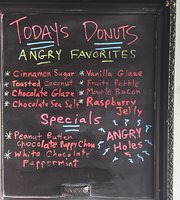 Angry Donuts