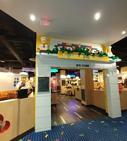 Bricks Restaurant at Legoland Hotel Florida