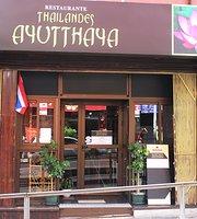 Restaurante Thailandes Ayutthaya