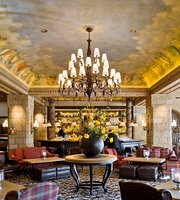 The Lobby Bar, Gstaad Palace