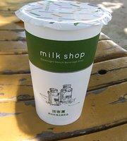 Milk Shop - Hsinchu-Min Zu