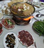 汕頭牛肉劉沙茶火鍋店