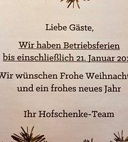 Die Hofschenke by Wirthshof