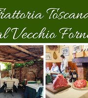 Trattoria Toscana al Vecchio Forno - Historic Capitano Collection