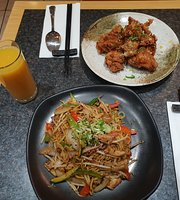 Korean BBQ and Vegan Restaurant