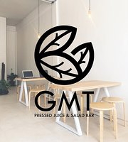 GMT Pressed Juice & Salad Bar