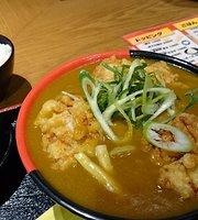 Gokuraku Udon TKU Lucua Osaka