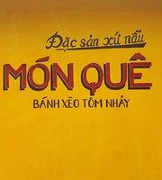 Mon Que - Banh Xeo Tom Nhay
