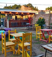 Monte patio bar