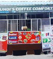 Bundi's Coffee comforts