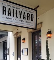 Hoppy's Railyard Kitchen & Hopgarden