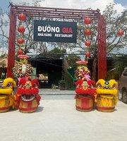 Nha Hang Am Thuc San Vuon Duong Gia