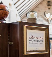 The Campaign Room Bistro at Carberry Tower