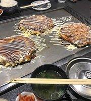 Okonomiyaki Ponpokotei Namba