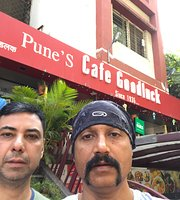 Pune's Cafe Goodluck