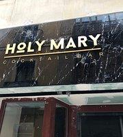 Holy Mary Cocktail Bar