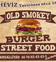 Old Smokey Burger Hévíz