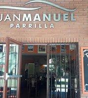 Juan Manuel Parrilla