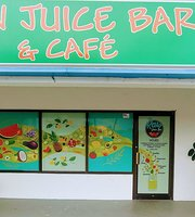 Raw Juice Bar & Cafe
