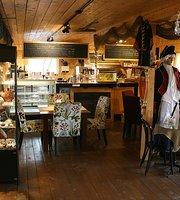 Café Nymphe - The Dark Tickle Company