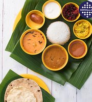 Kovallam: The South Indian Kitchen