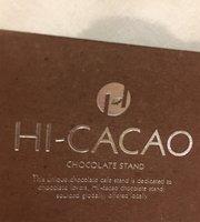Hi Cacao Chocolate Stand Harajuku