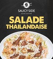 SAUCY SIDE , asian cuisine
