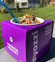 YOZZI Frozen Yogurt