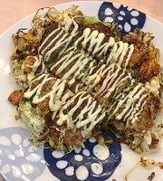 Okonomiyaki Tomato