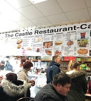 The castle restaurant / cafe
