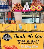 Trang's Food - Banh Mi Que