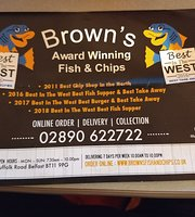 Browns Fish & Chips