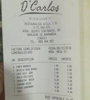 D' Carlos