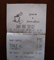 Rho Drigo Bar