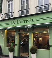 Bar Brasserie L'Arrivée