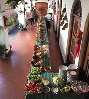 Restaurant of Santo Tomas Hotel