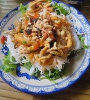 Com Chay Duong Sinh Lien Hoa