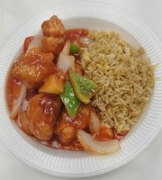 S.K. Cuisine Oriental Food