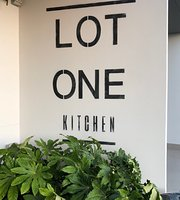 Lot One Kitchen