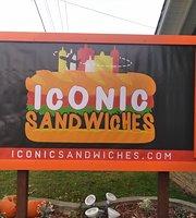 Iconic sandwich