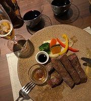 Blue ocean steak