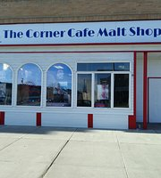 Corner Cafe Malt Shop